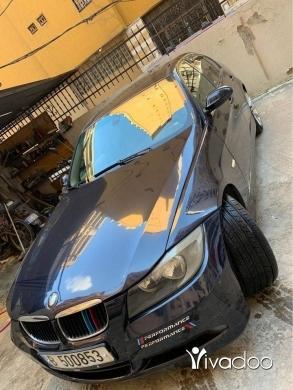 BMW in Beirut City - E90 model 2006 Sayara ndife