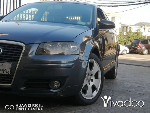 Audi in Aldibbiyeh -  Audi A3 model 2005