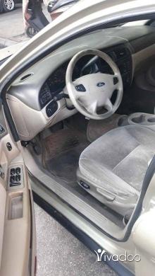 Ford in Tripoli - سيارة فورد مفولة موديل ٢٠٠
