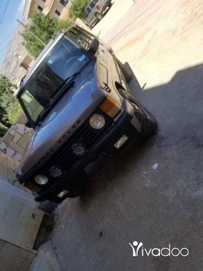 Rover in Taalabaya - رنج روفر
