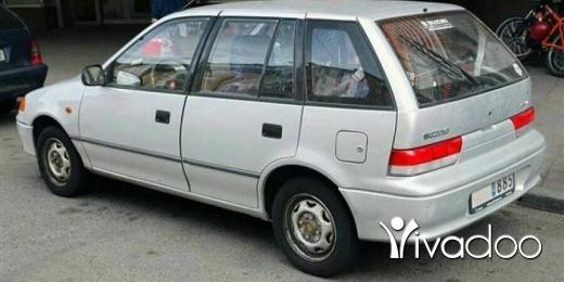 Suzuki in Manara - مطلوب سيارة متل بالصور سوزكي