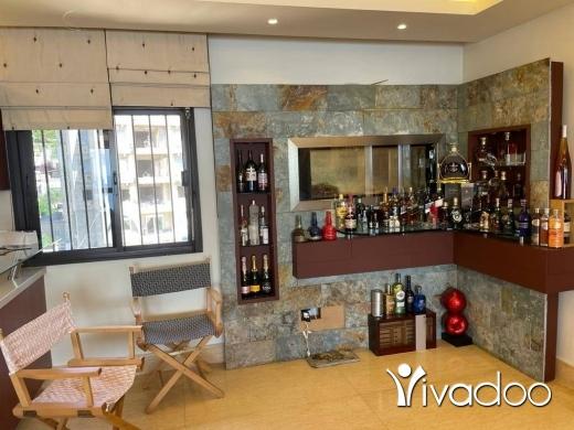 Duplex in Sahel Alma - L02056 - Luxurious Duplex For Sale in Sahel Alma with Panoramic Seaview - Cash!!