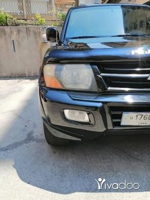 Mitsubishi in Tripoli - رانج ميتسوبيشي باجيرو limited