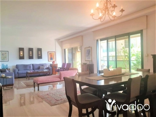 Apartments in Hazmieh - L08142- 4-Bedroom Apartment with Terrace for Sale in Mar Takla - Cash!