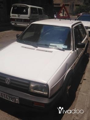 Volkswagen in Tripoli - Golf getta