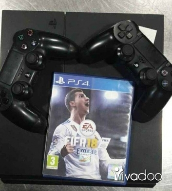 Video Games & Consoles in Tripoli - Ps4 Hrdd 500