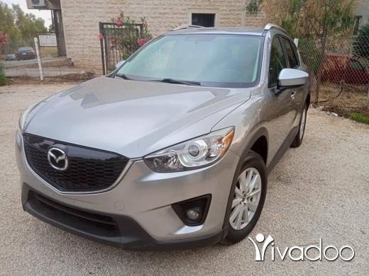Mazda in Zgharta - Mazda cx5 mod 2014 clean car fax 81000 mile call 03444798