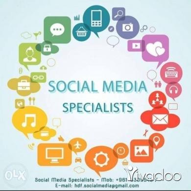Computers & Telecoms in Nabatyeh - Social Media Specialist & Web Designer (Freelancer)