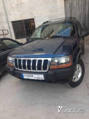 Jeep in Zahleh - غراند شيروكي موديل 2003 laredo