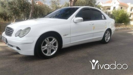 Mercedes-Benz in Ketermaya - C200 4 سلندر MODEL 2001