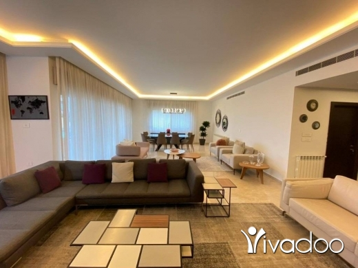 Apartments in Adma - L07763 - Furnished Modern Apartment with Terrace  Amazing view for Sale in Adma - Cash!