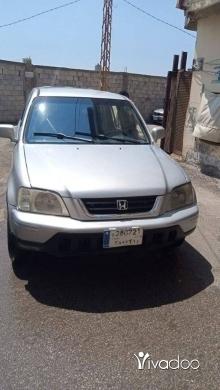 Honda in Beirut City - جيب سي ار في