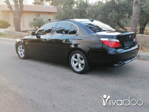 BMW in Ketermaya - bmw 525 black 2006 السعر 4200$ سعر نهائي السيارة او حسب سعر الصرف lel tawasol 70711905 سيارة منفوضة