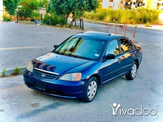 Honda in Tripoli - Honda Civic
