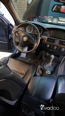 BMW in Baalback - E60 model 2004