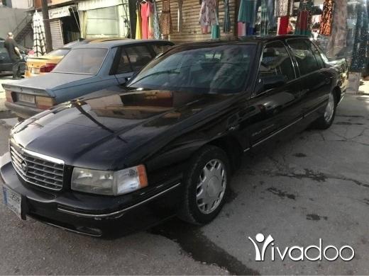 Cadillac in Majd el-Anjar - كاديلك ديڤيل