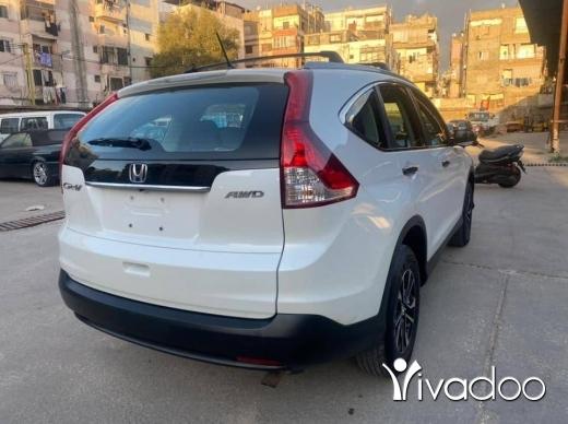 Honda in Beirut City - HONDA CRV 4x4