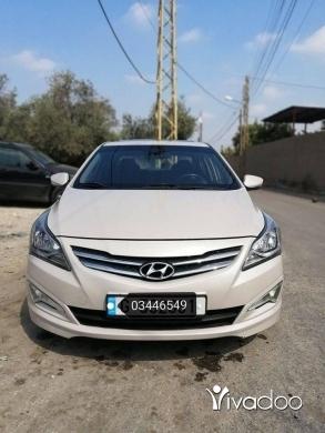 Hyundai in Akkar el-Atika - 2016 Hyundai solaris