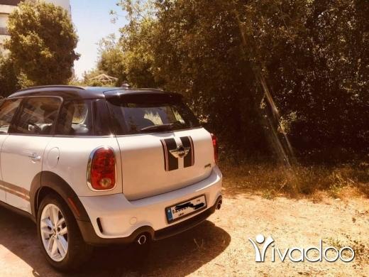 Mini in Tripoli - Countryman MINI