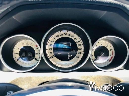 Mercedes-Benz in Falougha - Mercedes E212 350