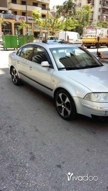 Volkswagen in Tripoli - volkswagen passat B5.5 2002