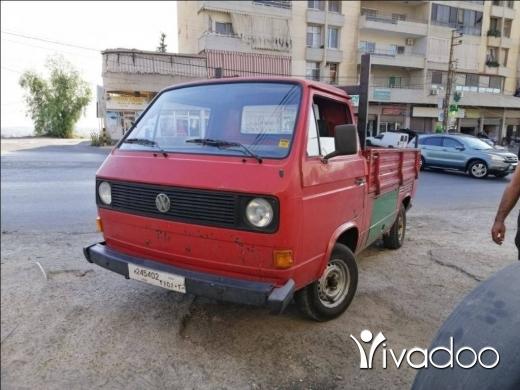 Vans, Trucks & Plant in Dawhit El Hoss - VW pickup