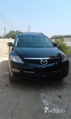Mazda in Tripoli - 2009 Mazda CX-9