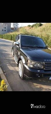 Rover in Beirut City - Ranj rover sport hse 2006