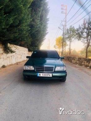 Mercedes-Benz in Beit El Din - C180 moudel 94
