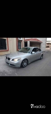BMW in Daphneh - E60 2005 530