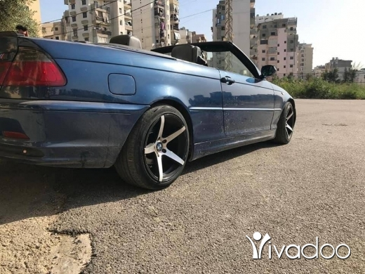 BMW in Tripoli - bwm 318 model 2002
