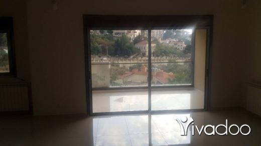 Apartments in Ain el-Rihani - L01889- Brand new apartment for sale in Ain El Rihani with open sea view - Cash