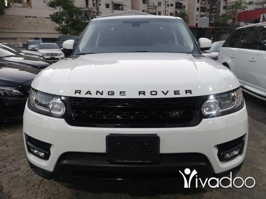 Rover in Hadeth - Range rover v6