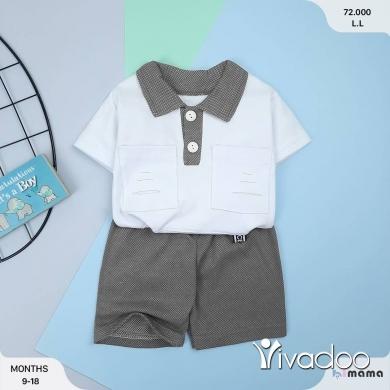 Clothes, Footwear & Accessories in Kab Elias - طقم قطن 100%  تركي
