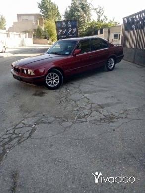BMW in Zahleh - بام بومي 520