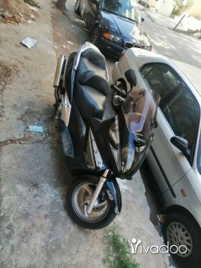 Motorbikes & Scooters in Beirut City - moto Silver wing