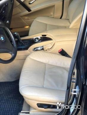 BMW in Tripoli - E60 5ar2a nadafi super jdideh