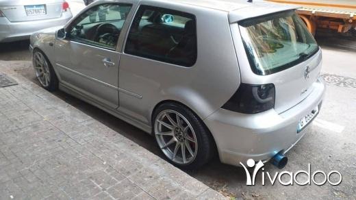 Volkswagen in Baalback - Golf 4 turbo 4 celinder
