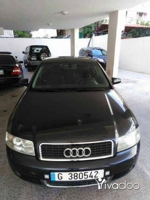 Audi in Jounieh - Audi A4
