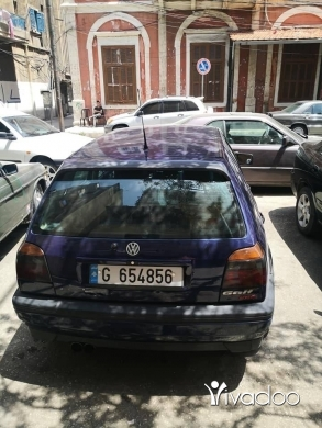 Volkswagen in Tripoli - Golf 3 vr6