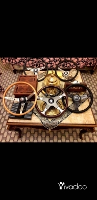 Car Parts & Accessories in Mazraa - steering wheel bmw MG