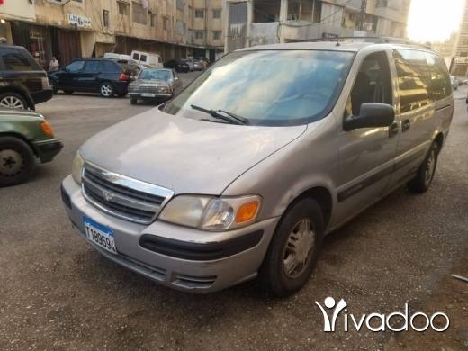 Chevrolet in Tripoli - venture