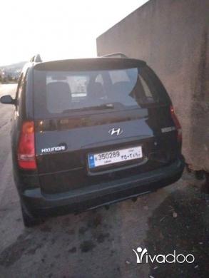 Hyundai in Zahleh - هيونداي ماتركس موديل ٢٠٠٢
