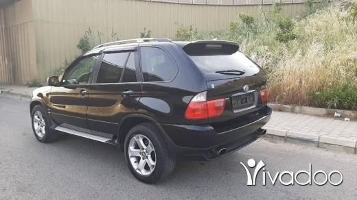 BMW in Tripoli - Bmw X5 / 2004