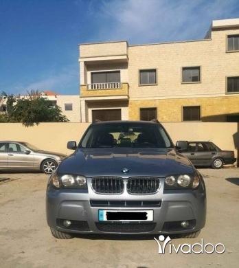 BMW in Ras-Meska - Bmw x3 md 2006 3.0