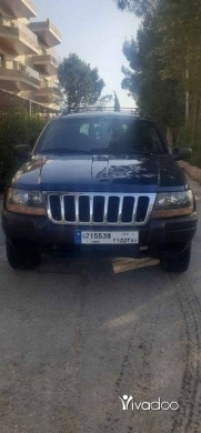 Jeep in Zahleh - غراند شيروكي laredo موديل 2003