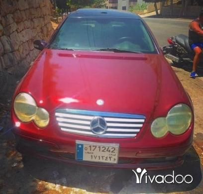Mercedes-Benz in Saida - مرسيدس C230l