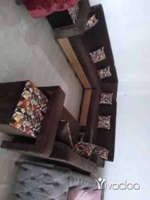 Home & Garden in Jidra - غرفة قعدة زاوية