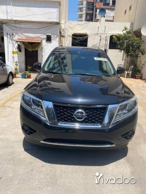 Nissan in Tripoli - Nissa pathfinder