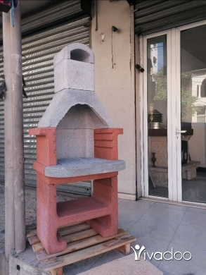 Tradesmen & Construction in Kahaleh - chimney barbecue firepit stone lavatory